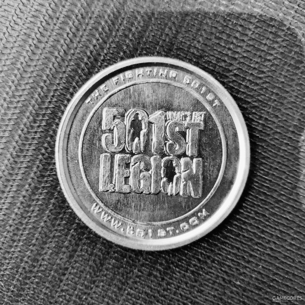 501军团纪念币
