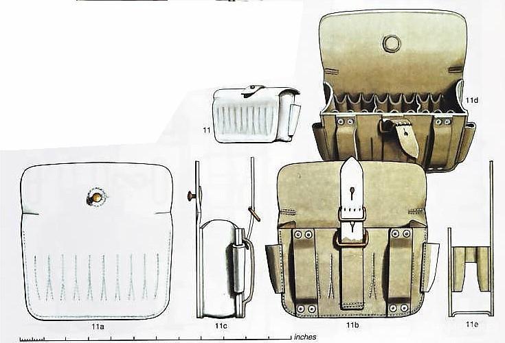 最终版本,定名为Pattern 1894 MK I