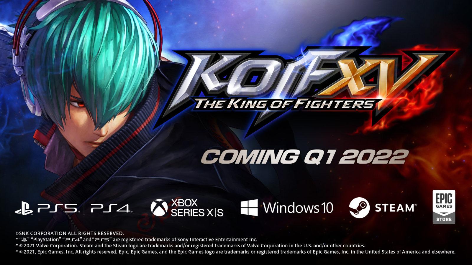 《地铁:离去》发行商宣布代理《拳皇15》丨格斗游戏资讯一周回顾