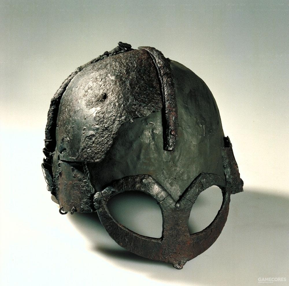 Gjermundbu的头盔