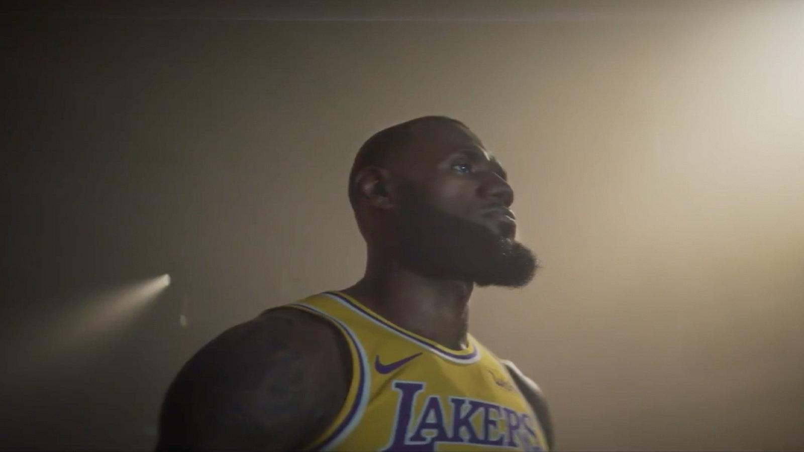 《NBA 2K19》20周年版新预告放出,勒布朗·詹姆斯领衔主演