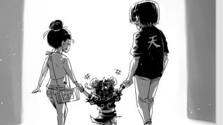 漫画连载:《高玩老爸》vol.10 第一部最终话