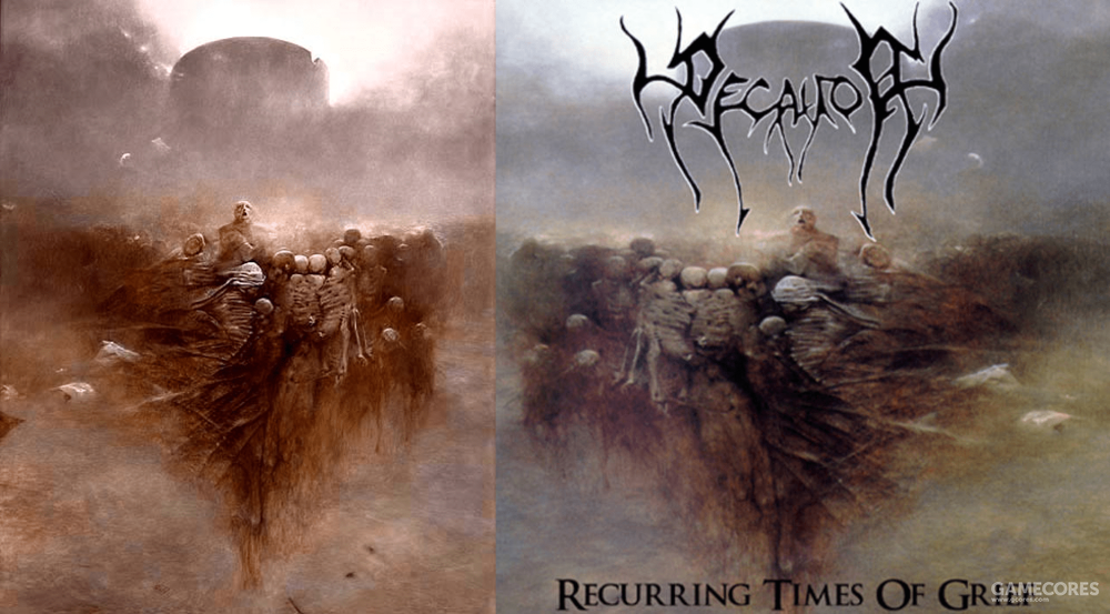 Decayor – Recurring Times of Grief (2009)