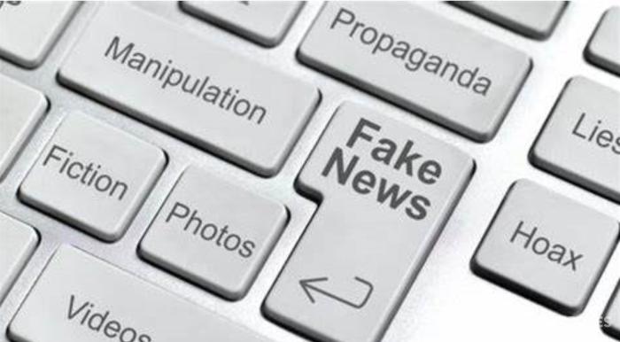 """△ """"淹没""""政策将真真假假的信息混杂在一起。"""