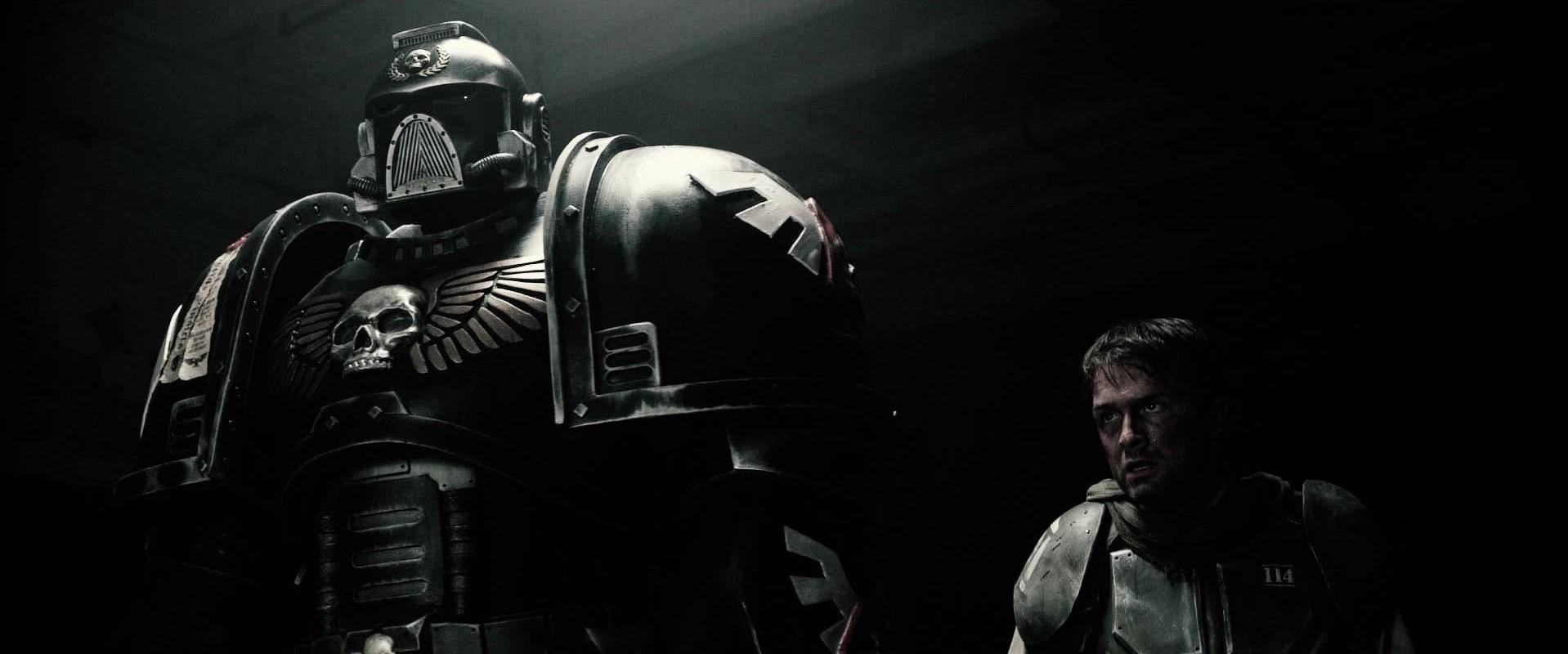 啟示錄級的帝國戰役:戰錘40K動畫電影《海爾斯瑞奇》