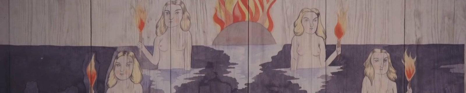 《遗传厄运》导演新作《仲夏节》发布预告,关键词:田园、邪教、仪式