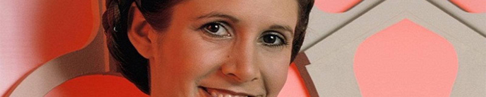 """""""莱娅公主""""凯丽·费雪12月27日去世"""