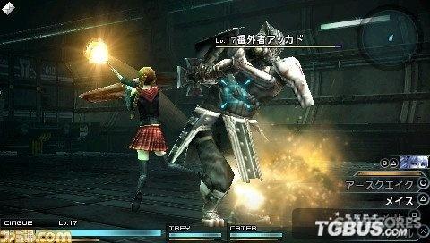 没人能料到在PSP末期能玩到这样的作品