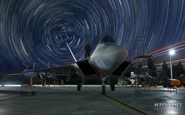 来聊聊《皇牌空战7》新预告里的细节