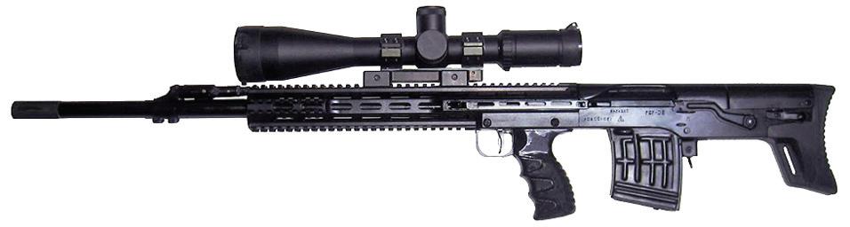 VS-121原型枪
