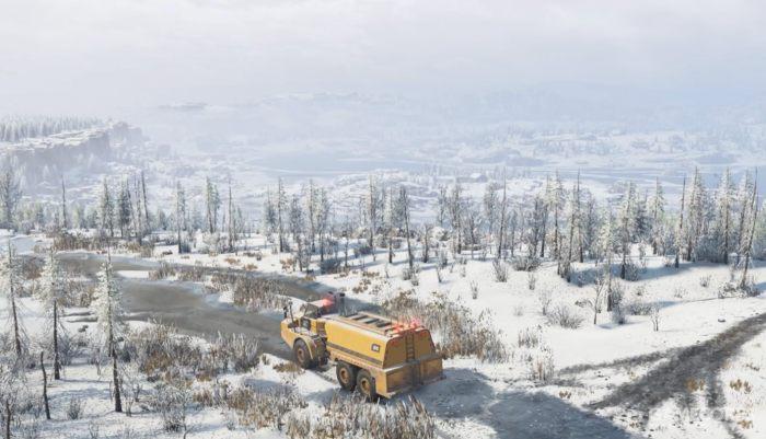 《雪地奔驰》第五季更新:建造 & 调度 现已推出,新地区罗斯托夫州等待玩家的探索
