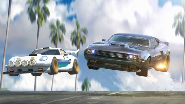 梦工厂将为Netflix制作《速度与激情》全新动画剧集《Fast & Furious: Spy Racers》