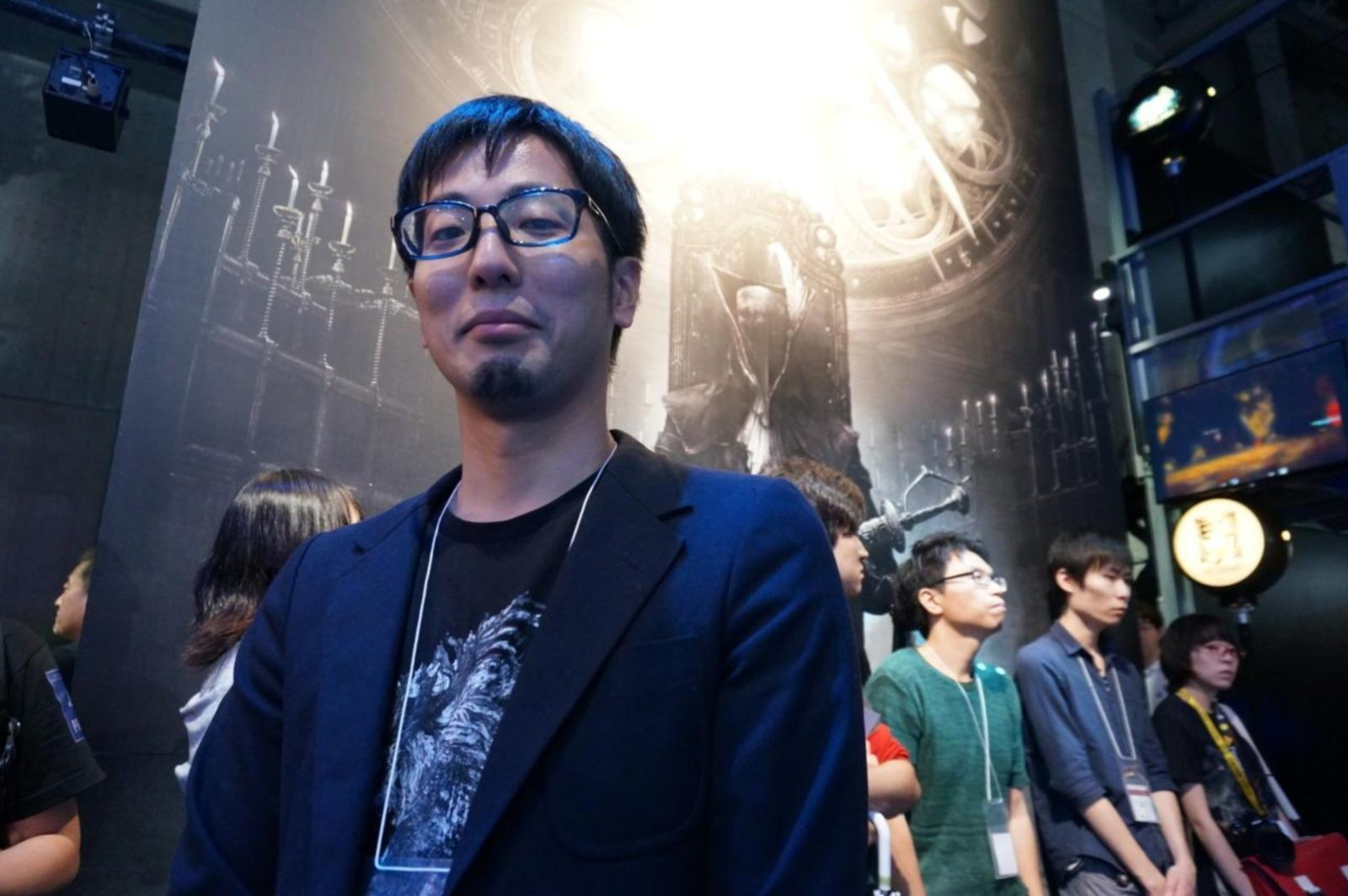 《血源诅咒》制作人山际真晃宣布从SIE离职,未来将继续制作新游戏