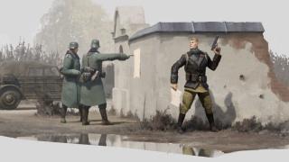 敢死队式战术游戏《游击队 41》发布实机演示视频
