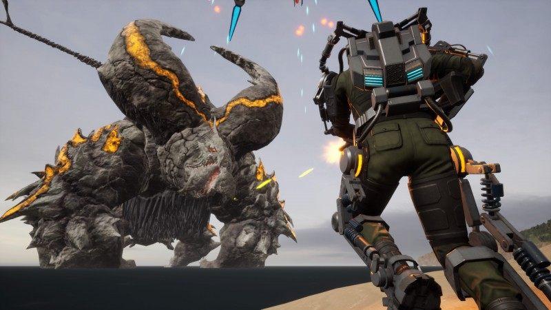 《地球防卫军:铁雨》上架Steam:本月15日发售