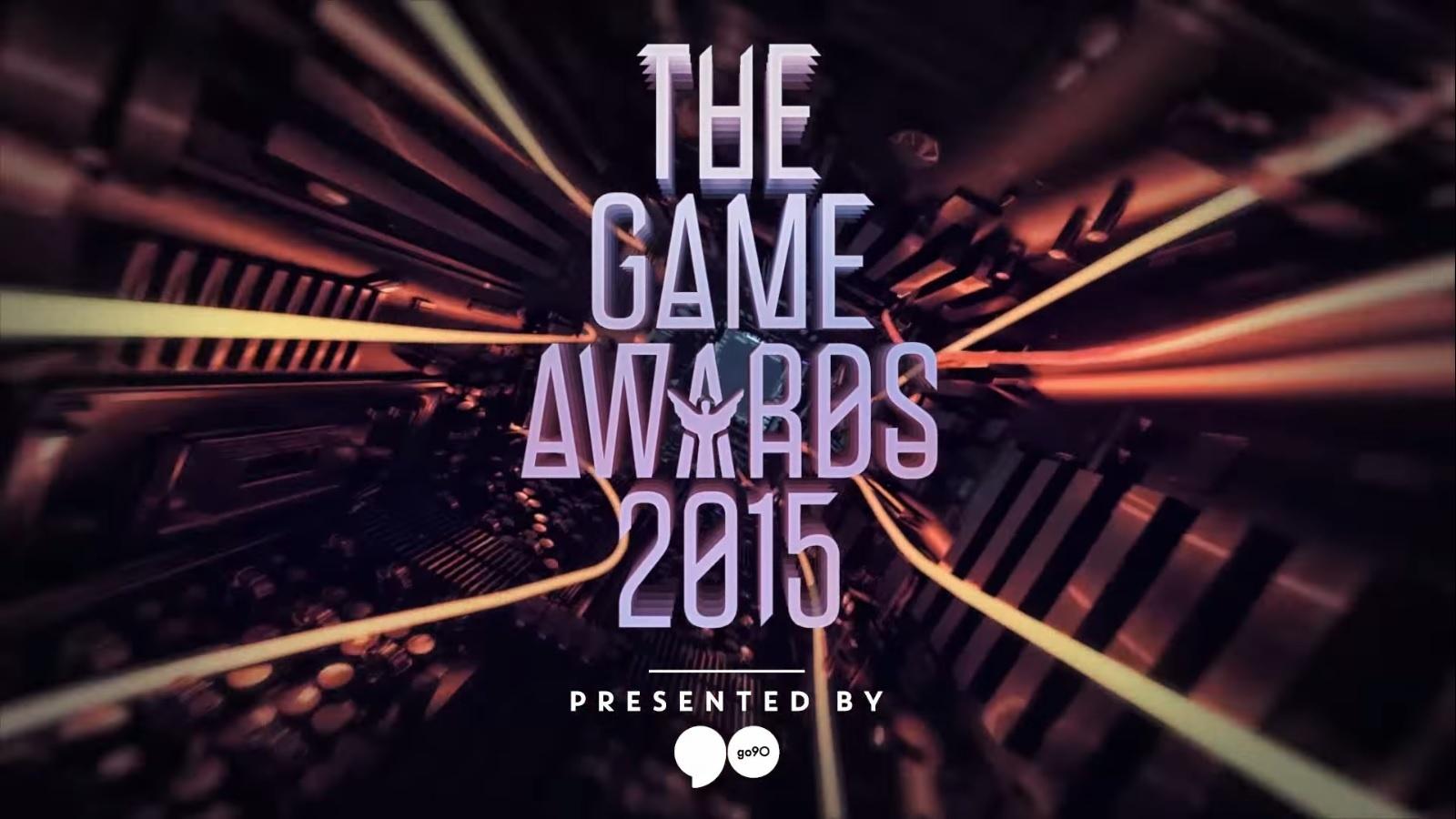 TGA2015年度遊戲獎大總結