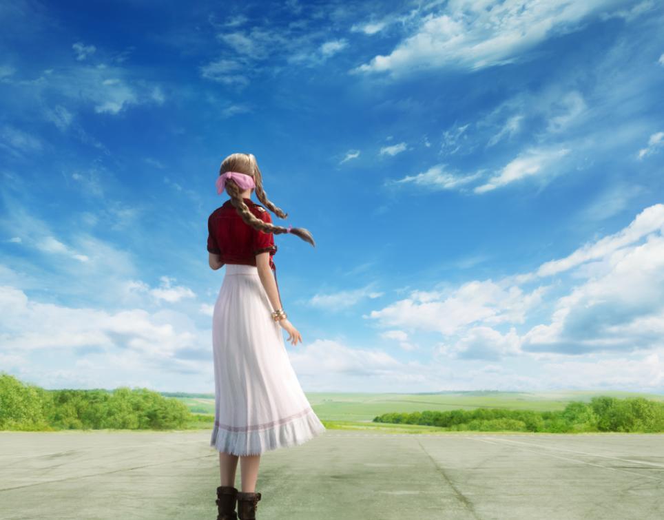 《最终幻想7 重制版》公布全新截图和详细角色、系统介绍,制作团队发布留言寄语