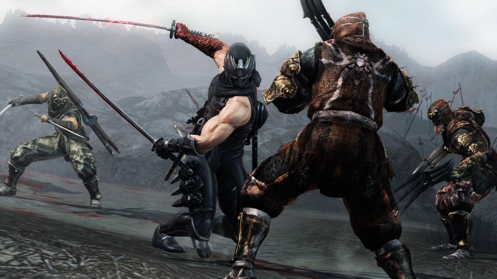《忍者龙剑传》可能要有下文?忍者组说最近的忍者题材游戏给了他们不少灵感