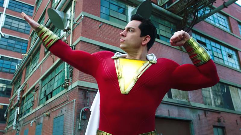 《雷霆沙赞2》确认档期,将于2022年4月1日在北美上映