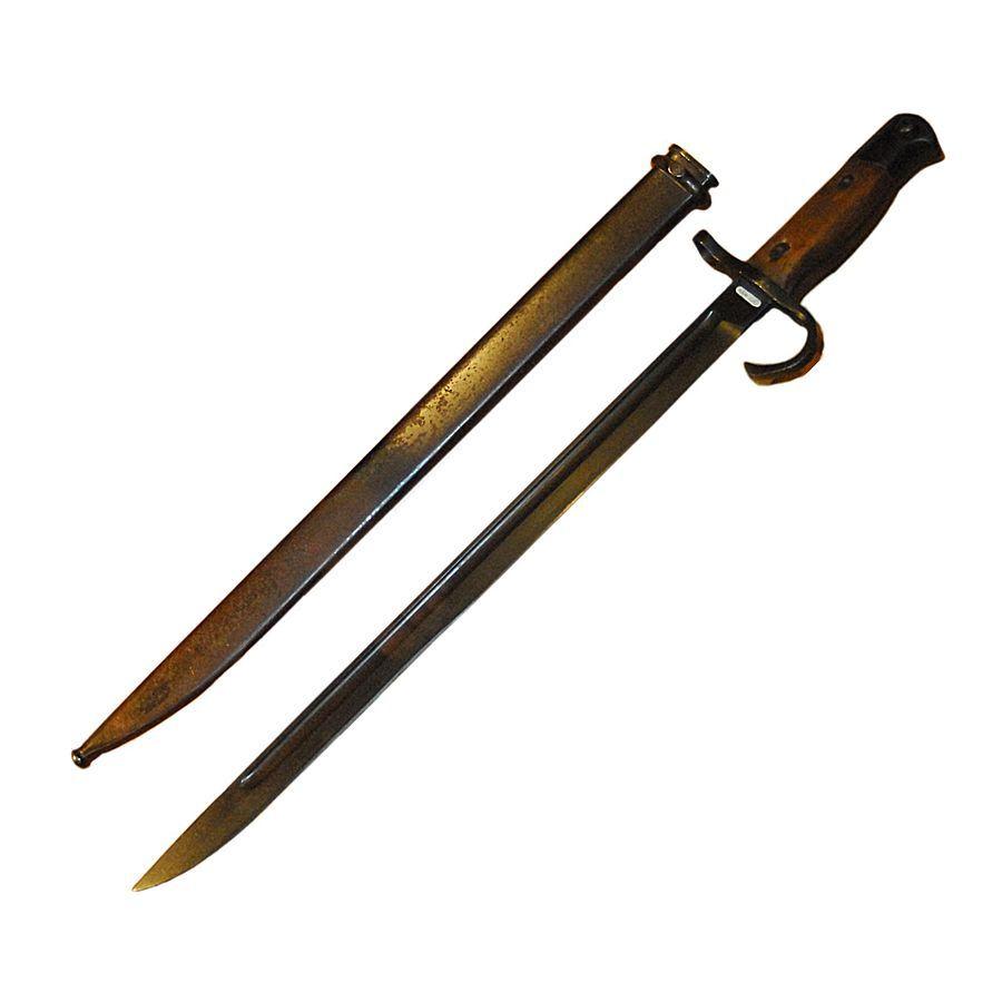 日本30式刺刀,生产从1894年持续到1945年