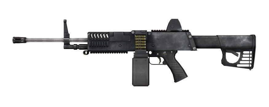 AAI的LSAT轻机枪