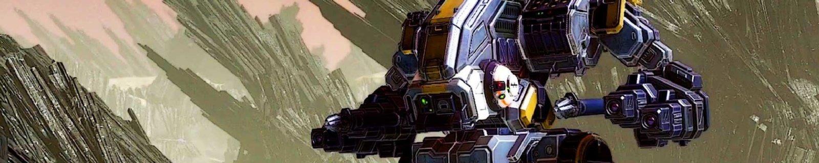 老将归来:《机甲战士5》确定开发