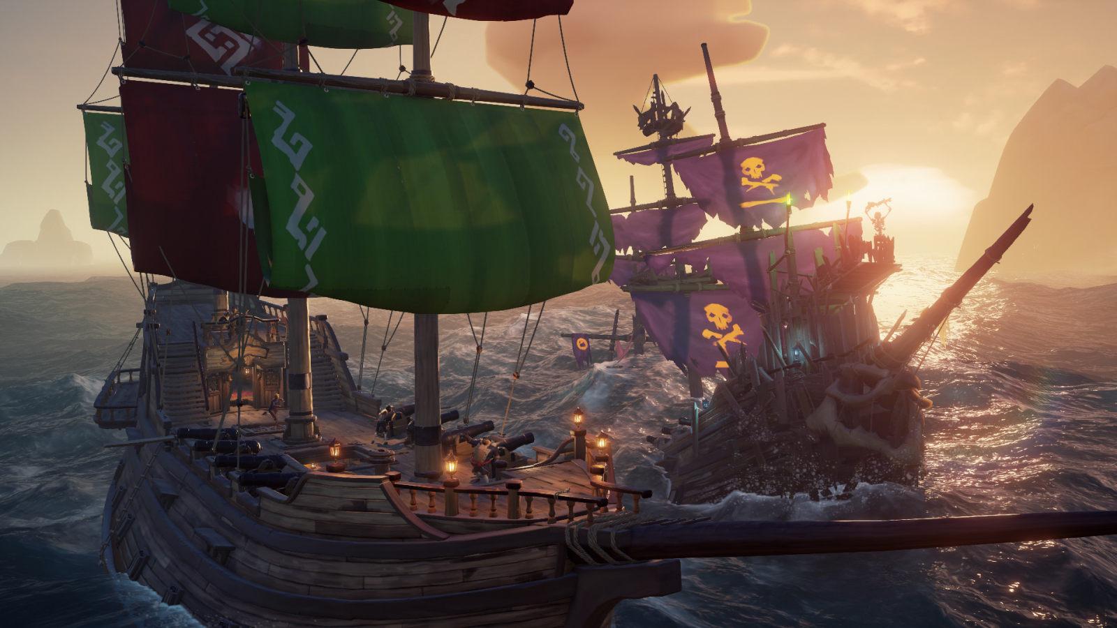 《盗贼之海》即将登录Steam,支持简体中文