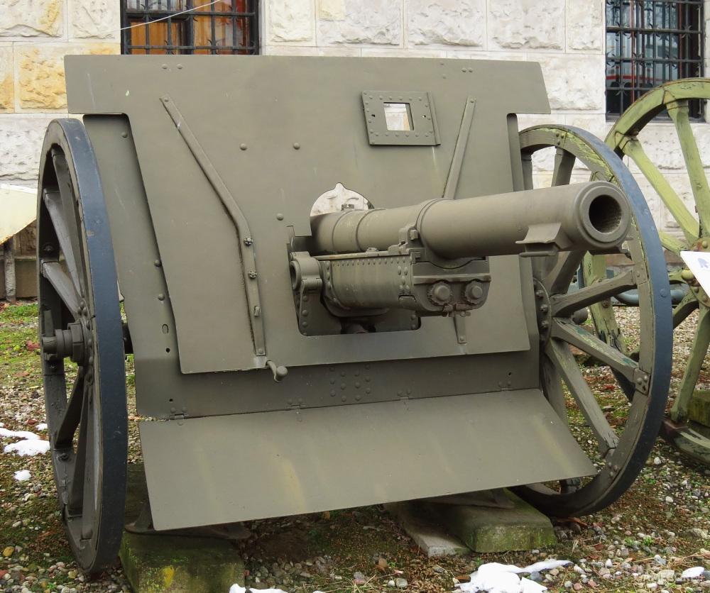 法国1914年式75mm加农炮