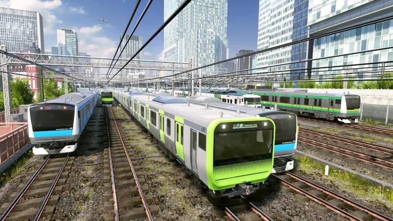 Switch版《电车GO!!驰骋吧山手线》2021年3月18日发售