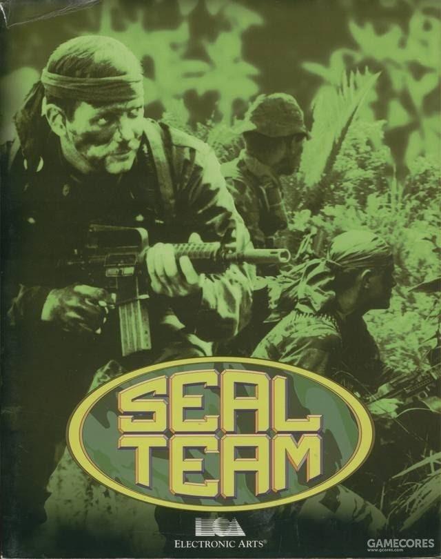 SEAL Team(EA,1993)