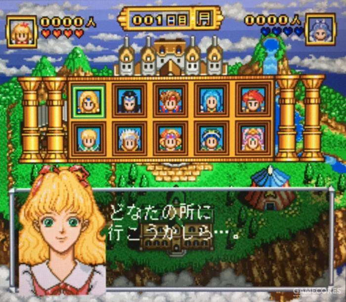 《安琪莉可》游戏画面