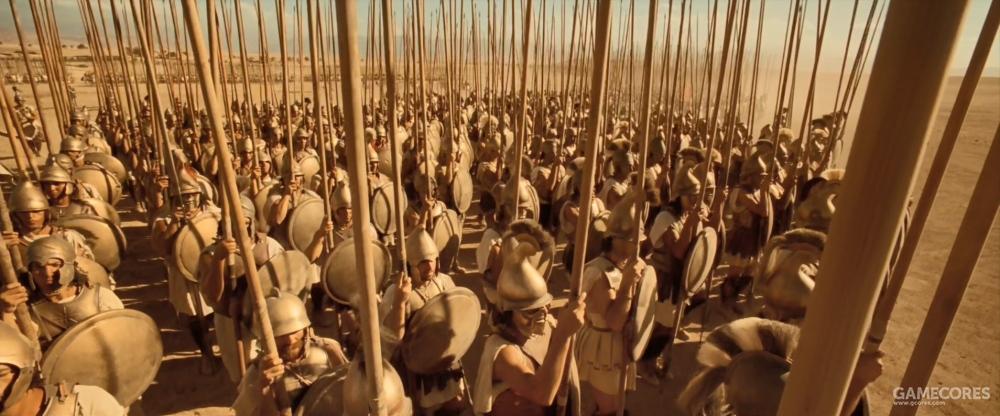 马其顿方阵步兵
