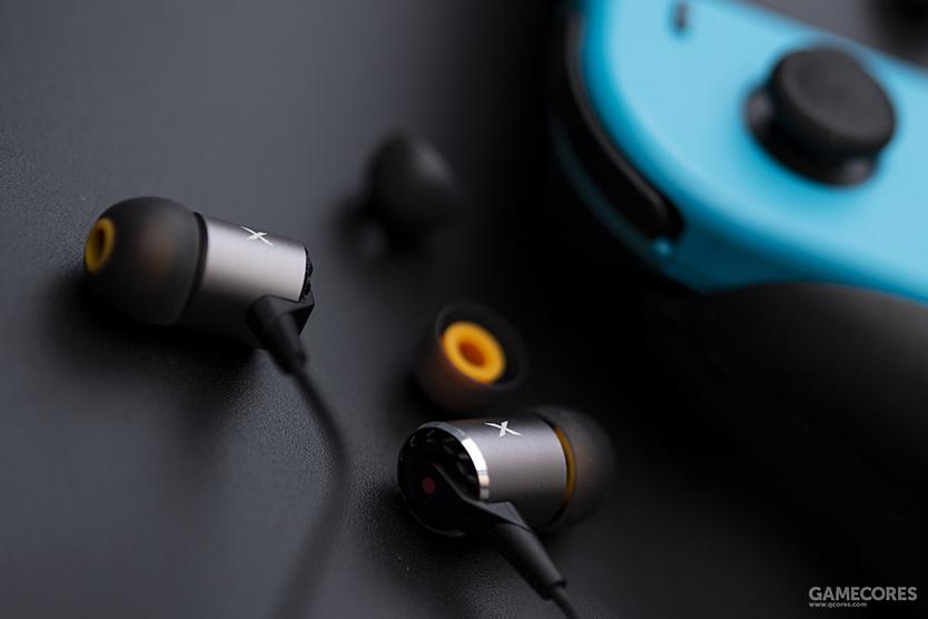 XROUND AERO 空气动力学高解析耳机