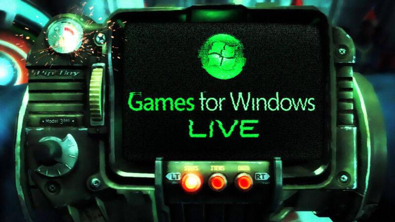 时隔13年的补丁,贝塞斯达现已为《辐射3》移除Games for Windows Live