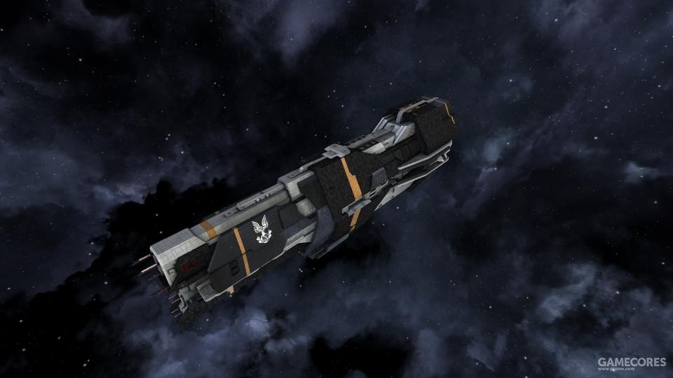 创意工坊中复刻的光环巡洋舰