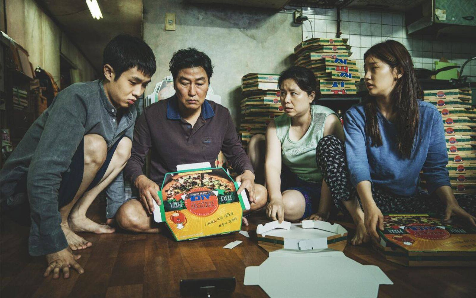 韩国大钟奖获奖名单出炉,《寄生虫》夺得5项大奖