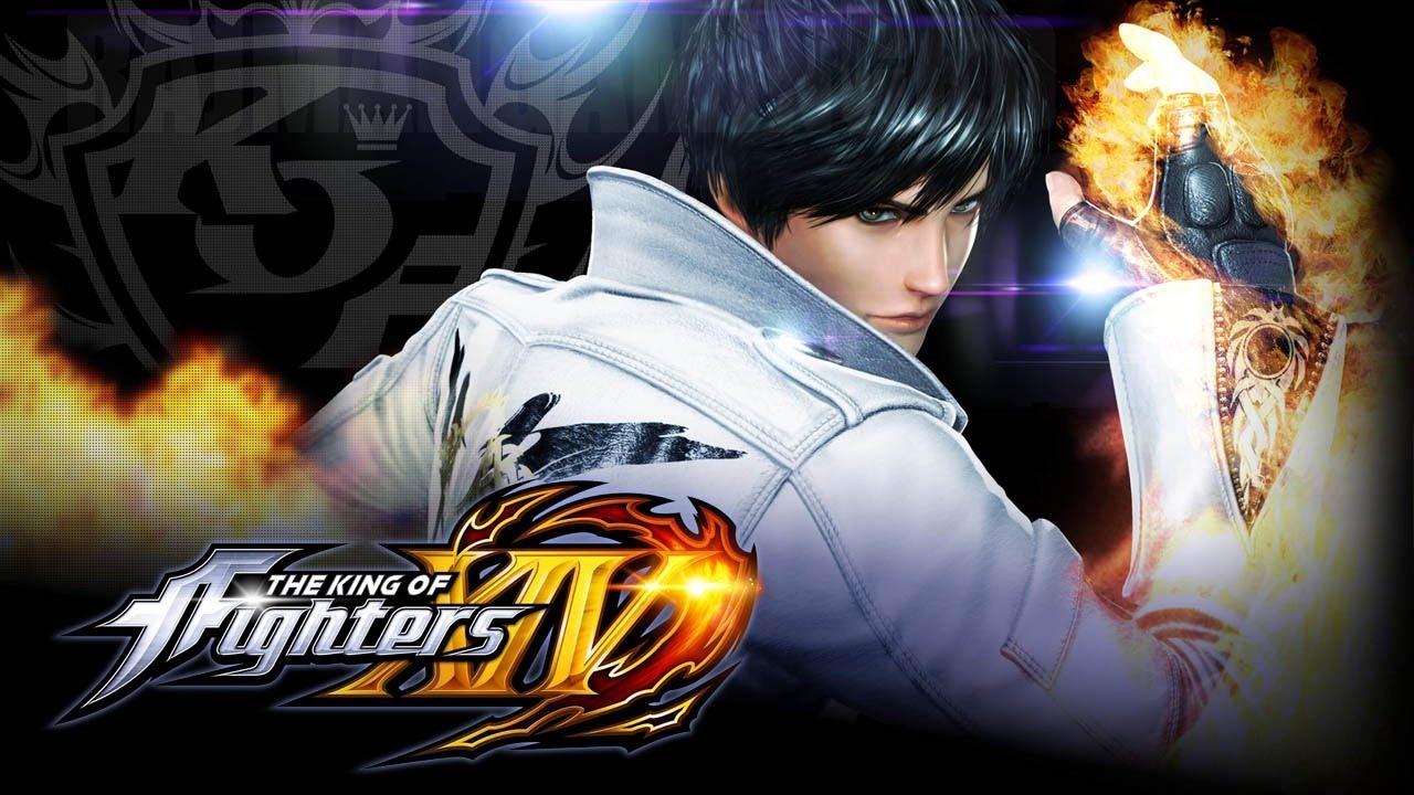 《拳皇14》8月25日發售