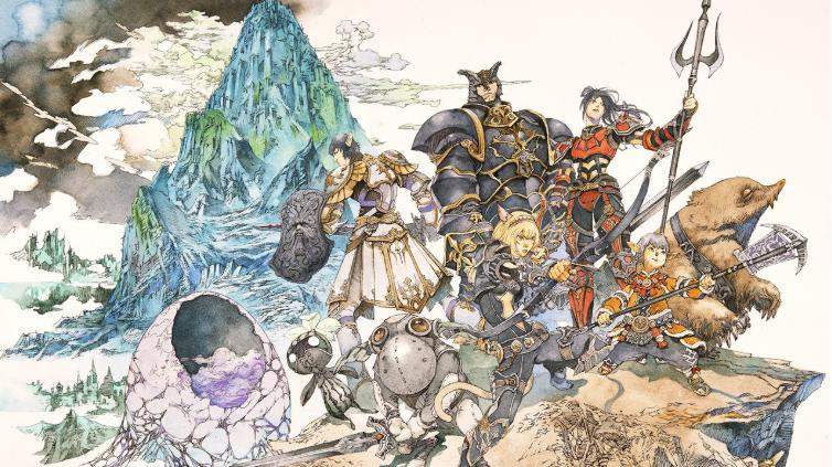 《最终幻想XI》将于8月6日更新,新篇章《蚀世的恩布里欧》公开!