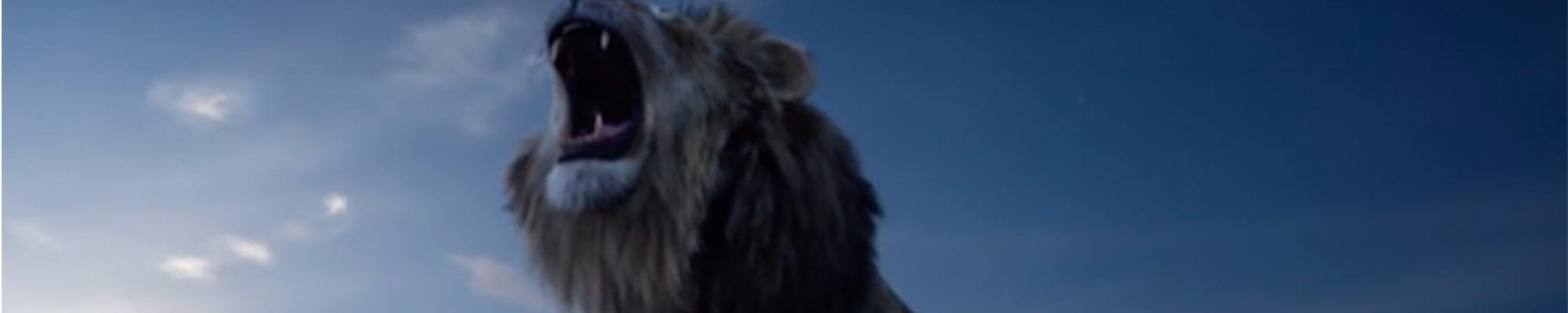 CG电影《狮子王》竟与动画版的分镜如此相似,期待更多名场面