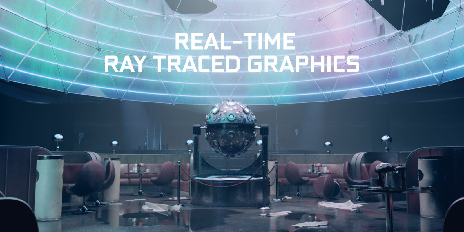 Nvidia为10系GTX显卡解锁光线追踪功能,无需新的RT核心也能现DXR