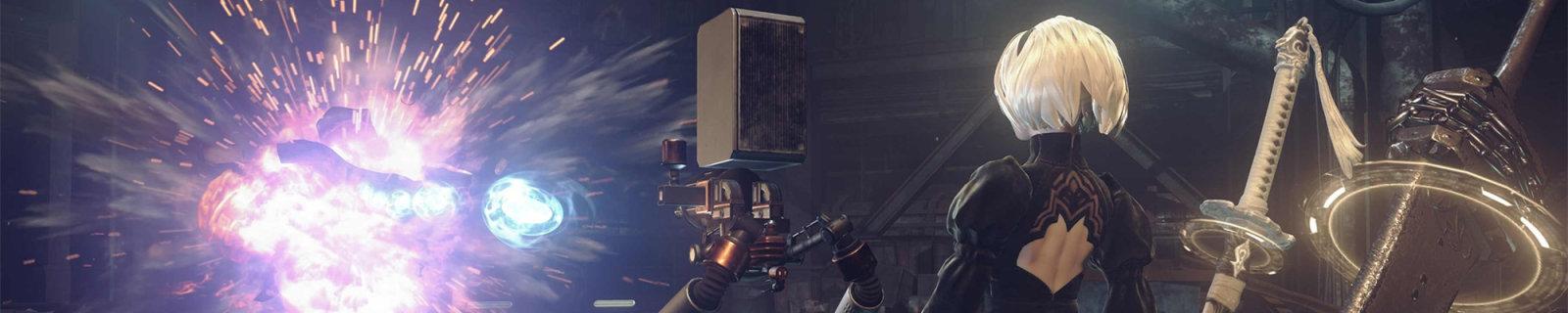 《尼尔:机械纪元》steam国区解锁与神秘跳涨