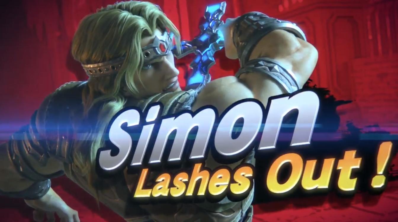 西蒙加入了大乱斗!《任天堂全明星大乱斗Ultimate》8.8直面会汇总