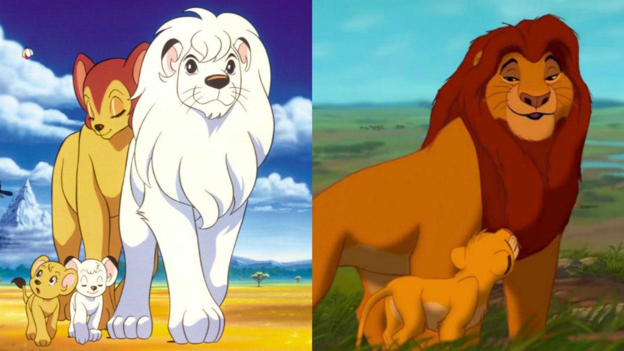 """《獅子王》與《森林大帝》之間,其實有著比""""抄襲""""更深的關係"""