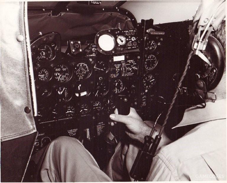 F3D的座舱