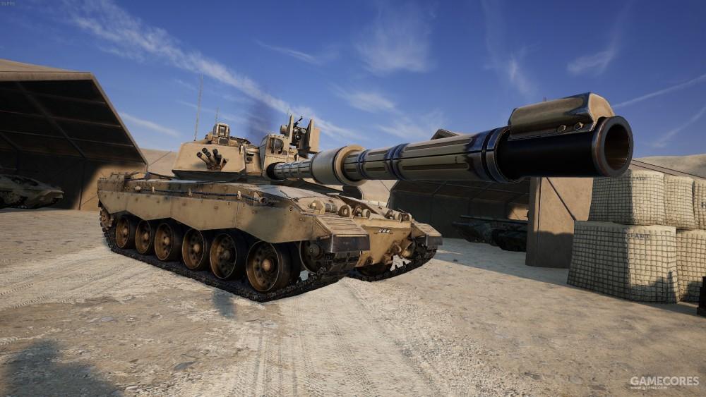 FV4034 主战坦克