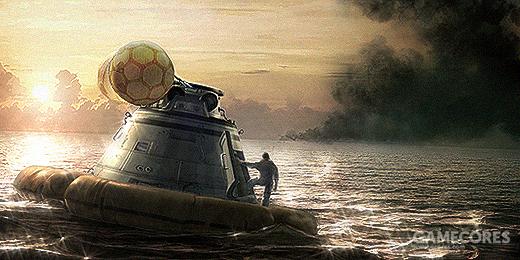 "Untitled #118 17:22 Dec 30 2010: ""我可能曾经是天空上的一颗明星,但我的名字仍然不配被刻在任何纪念碑上。""这是设法从高层大气移动飞船""Arkbird""上逃脱的工程师John Harvard说的话。Osea政府拒绝解释坠机背后的真相,但据说在""Arkbird""开始改装成武器后正常运行时,John拦截的完全只有""小行星碎片""。"