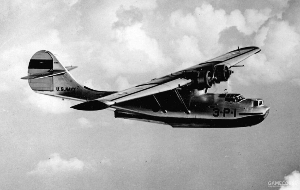 VP-3中队的PBY-1