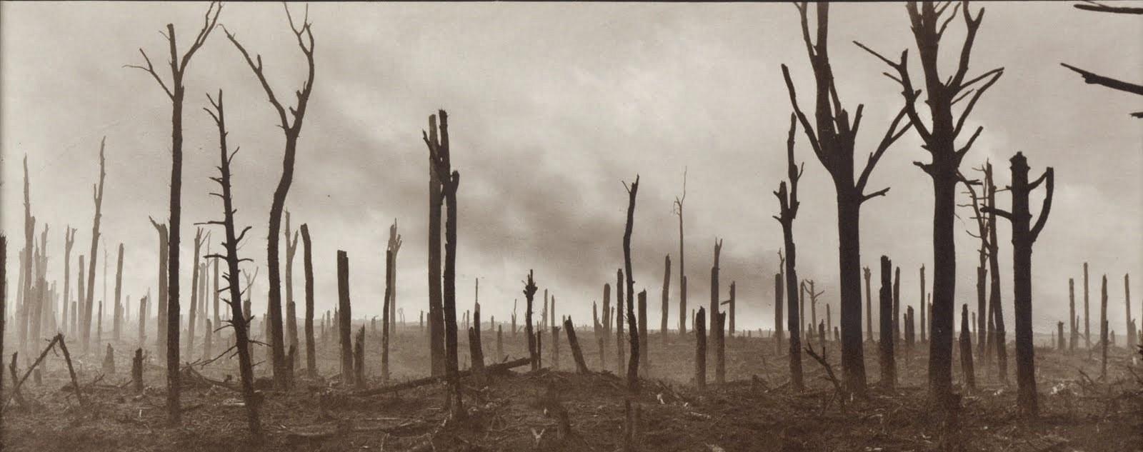 """戰爭與幻象:我們""""如今所處的世界""""起源於何時何地?"""
