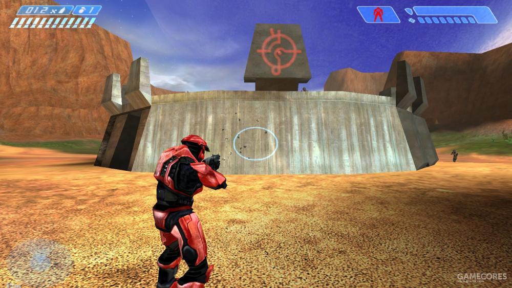 初代《光环》玩家的自定义沙盒地图