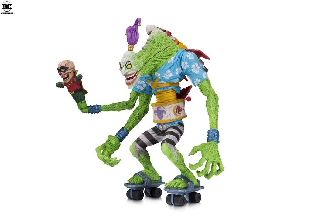 DC Artists Alley 新系列已接受预定,如此古怪的小丑你见过吗